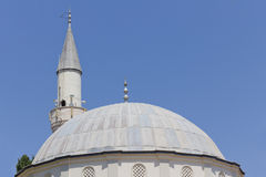 Mosque in Kusadasi Royalty Free Stock Photos