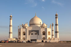 Mosque in Kuwait, Middle East Stock Image