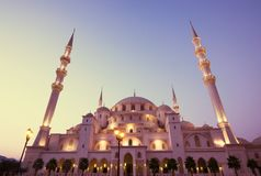 Mosque, Landmark, Dome, Place Of Worship royalty free stock photos