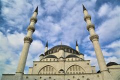 Mosque, Landmark, Place Of Worship, Building stock photo
