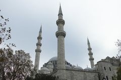 Mosque, Landmark, Place Of Worship, Historic Site stock image