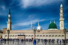 Mosque, Landmark, Place Of Worship, Sky royalty free stock photography