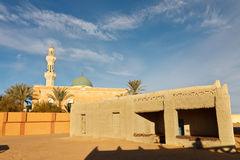 Mosque in Libya Stock Photos