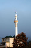 Mosque in Macedonia Royalty Free Stock Image