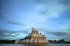 Mosque Malaysia Royalty Free Stock Photo