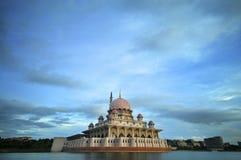 Mosque Malaysia Royalty Free Stock Photo