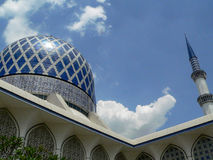 Mosque in Malaysia Stock Images