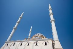 Mosque in Manavgat Royalty Free Stock Photo