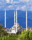 Mosque in Manavgat Stock Images