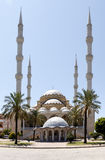 Mosque of Manavgat Royalty Free Stock Photography