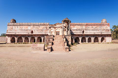 Mosque in Mandu Royalty Free Stock Photo