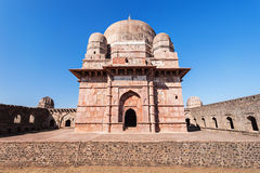 Mosque in Mandu Royalty Free Stock Images