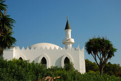 Mosque in Marbella Stock Photography