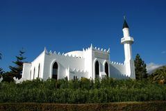Mosque, Marbella, Spain. Royalty Free Stock Images