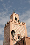 Mosque in Marrakech Royalty Free Stock Image