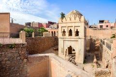 Mosque Marrakech Morocco Stock Photos