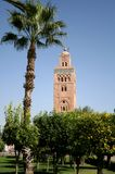 Mosque in Marrakesh #3 Royalty Free Stock Photography