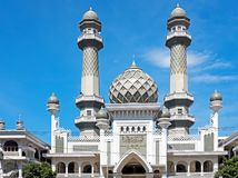 Mosque Masjid Agung Malang in Malang Java Indonesia. Asia Stock Images