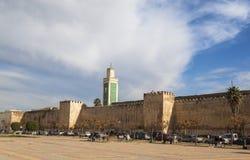 A mosque in Meknes, Morocco Stock Photos