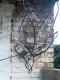 Mosque meter stock image