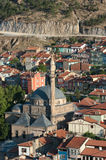 Mosque Mevlana In Afyon, Turkey Stock Photography