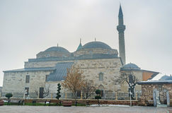 The mosque in Mevlana Museum Stock Images