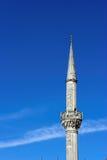 Mosque minaret Stock Photography