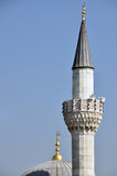 Mosque, minaret Royalty Free Stock Image