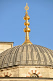 Mosque, minaret Stock Photo