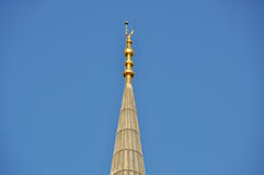 Mosque, minaret Stock Photos