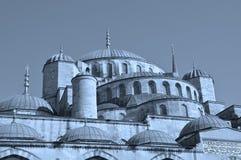 Mosque, minaret Royalty Free Stock Photo