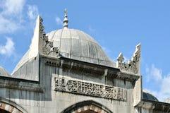 Mosque, minaret Stock Images