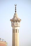 A mosque minaret Royalty Free Stock Photo