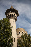 Mosque and minaret in Constanta. Stock Images