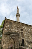 Mosque with Minaret Stock Photo