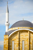 Mosque, minaret Stock Photography
