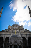 Mosque, minaret Royalty Free Stock Photo