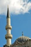 Mosque, minaret Stock Photo
