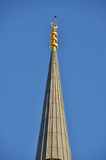 Mosque, minaret Royalty Free Stock Photos