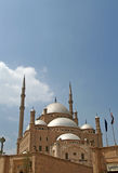 Mosque of Mohammed Ali. At Cairo, Egypt Stock Photography