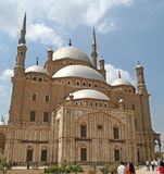 Mosque of Mohammed Ali. At Cairo, Egypt Royalty Free Stock Images