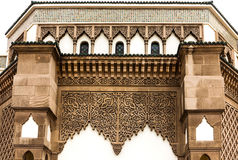 Mosque Mohammed V in Agadir, Morocco Royalty Free Stock Image