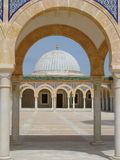 Mosque in Monastir Royalty Free Stock Image