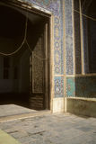 Mosque mosaics Stock Photos
