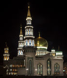 Mosque in Moscow 2 Stock Photography