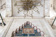 Mosque in Mostar Royalty Free Stock Images