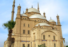 Mosque of Muhammad Ali Stock Image
