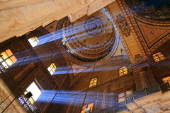 Mosque of muhammad ali in Cairo Royalty Free Stock Image