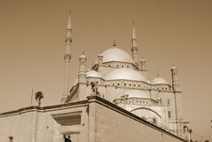 The Mosque of Muhammad Ali Pasha Royalty Free Stock Image