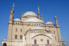 The Mosque of Muhammad Ali Pasha Stock Photography